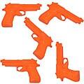 Rubber Standard 92 Safety Orange Training Guns (Pack of 5)
