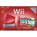 Wii Hardware Bundle - Red - By Nintendo of America