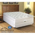 Spring Air Bromley Euro Top Back Supporter Twin-size Mattress Set