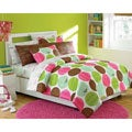 Roxy Seeing Spots Twin XL-size 8-piece Bed in a Bag with Sheet Set