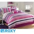 Roxy Sun Kissed Stripe Full/ Queen-size 3-piece Duvet Cover Set