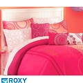 Roxy Tahiti Dot Queen-size 200 Thread Count Sheet Set