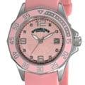 Stuhrling Original Women's Lady Clipper Sport Diver Swiss Quartz Watch