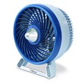 Chillout Grey/ Blue Personal Fan