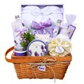 Ultimate Lavender Relaxation Spa Gift Basket
