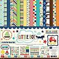 Little Boy Scrapbook Collection Kit