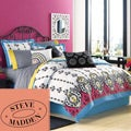Steve Madden Betty 7-piece Full-size Bed in a Bag with Sheet Set