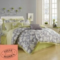Steve Madden Cory 7-piece Full-size Bed in a Bag with Sheet Set