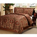 Parison 3-piece Duvet Cover Set