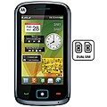 Motorola EX128 Unlocked Touchscreen Dual-Sim Cell Phone