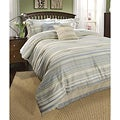 Boletto Queen 12-piece Bed in a Bag with Sheet Set