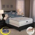 Serta Perfect Sleeper Liberation Cushion Firm Full-size Mattress and Box Spring Set