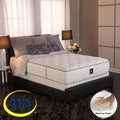Serta Perfect Sleeper Ultra Modern Super Pillowtop Twin-size Mattress and Box Spring Set