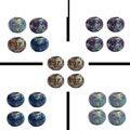 Magnetic Pandora Style Beads