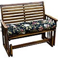 Moonflower Outdoor Bench Cushion