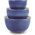 Simsbury Blue Mixing Bowls (Set of 3)