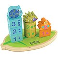 Boikido Wooden Stack Count Shapes Toy