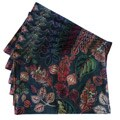 Tapestry Harvest Spectrum Place Mats (Set of 6)