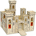 Melissa & Doug Folding Medieval Castle Play Set