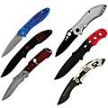 Pocket Knives Set (Pack of 6)