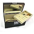 Seya Black High Gloss Jewelry Box