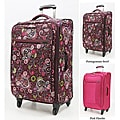 Ricardo Beverly Hills Sausalito 17-inch Super-Lite Carry-On Spinner Upright Suitcase