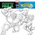 The Incredible Hulk Vs. Wolverine (Paperback)