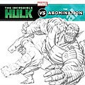 The Incredible Hulk Vs. the Abomination (Paperback)