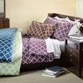 Charleston Dark 3-piece Duvet Cover Set