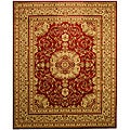 EORC Red Esfahan Rug (5'3 x 7'3)