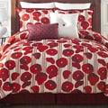 VCNY Poppy Reversible 6-piece TwinXL-size Comforter Set