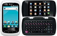 Samsung DoubleTime I857 GSM Unlocked Android Cell Phone
