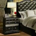 Sandberg Furniture Hollywood Glamour 2-drawer Nightstand
