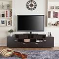 Furniture of America 72-inch Peyson Modern Tiered TV Stand
