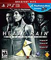 PS3 - Heavy Rain Directors Cut
