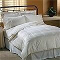 Mountain View 330 Thread Count White Down Comforter
