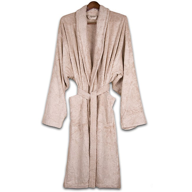 Taupe Rayon from Bamboo Bath Robe