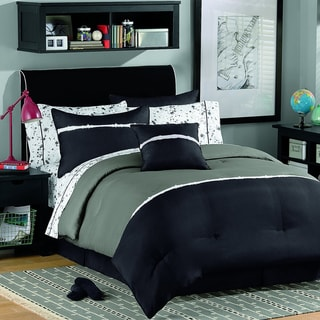 VCNY Kyle Bed in a Bag with Sheet Set