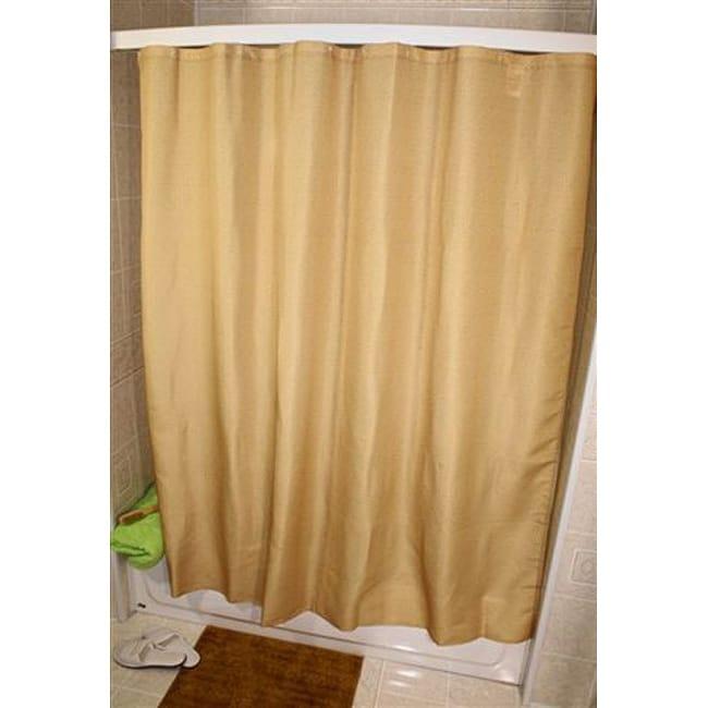 Trellis Design Gold Shower Curtain Free Shipping On
