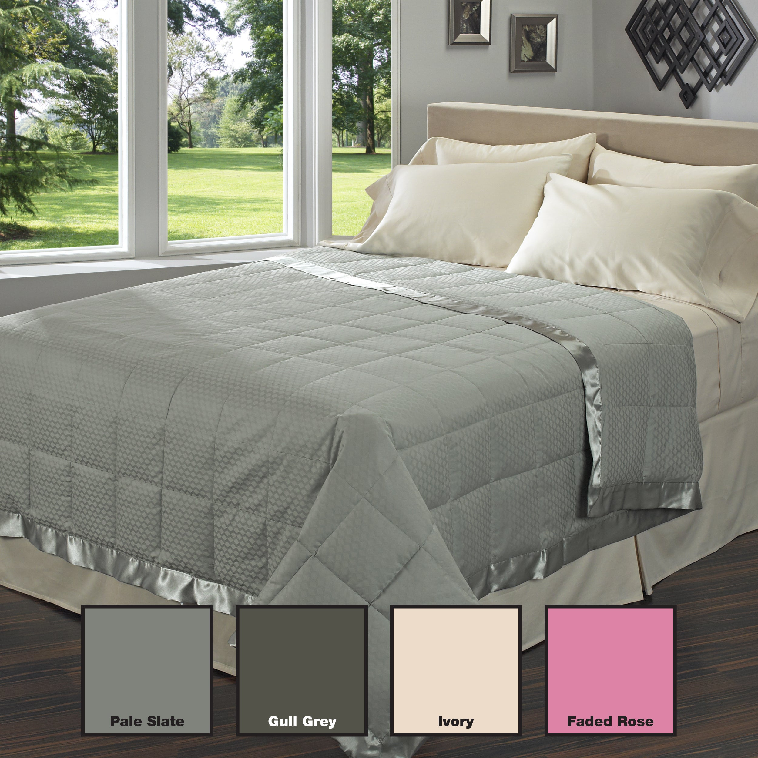 Ultimate 400 Thread Count Escher Down Blanket - Thumbnail 0