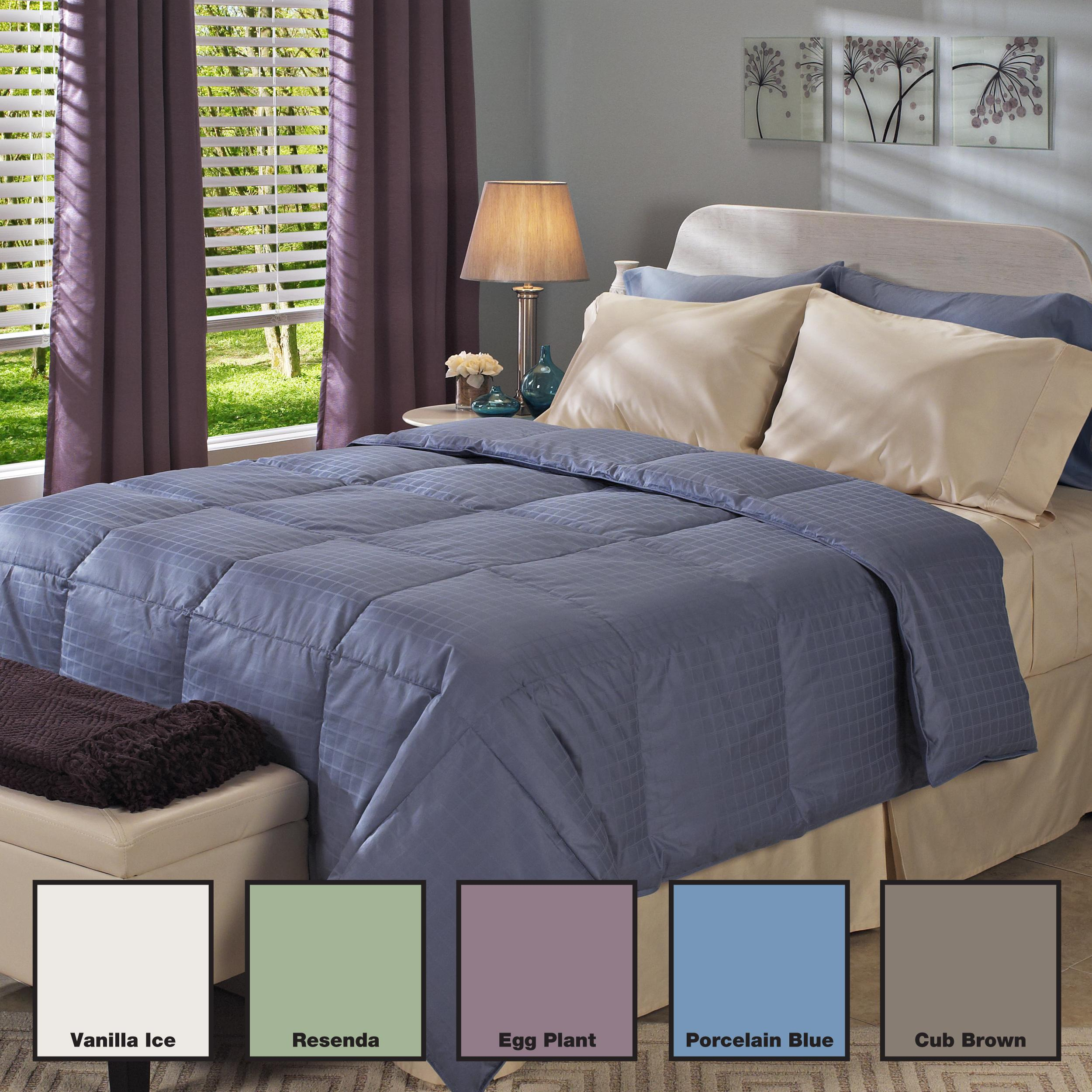 Ultimate All Season 500 Thread Count Natural Down Comforter