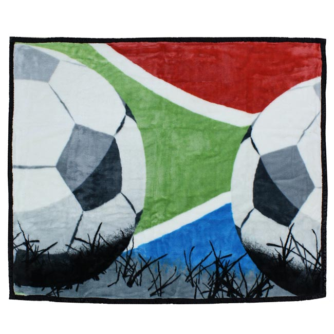 World Cup Microplush Throw