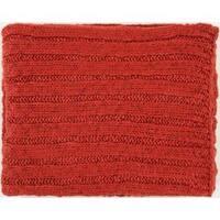 Woven Dartmouth Acrylic Throw Blanket