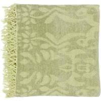 Woven Irvine Viscose Throw Blanket (50 x 70)