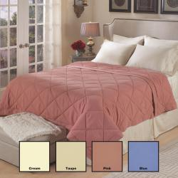 Tommy Bahama Queen King Size Down Alternative Comforter