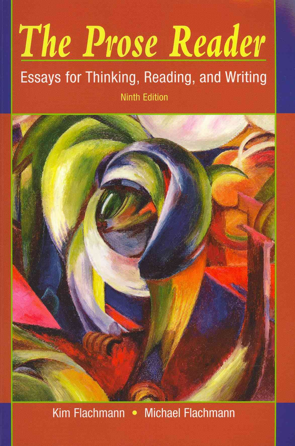the brief prose reader essays for thinking reading and writing