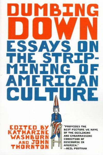 american culture essay mining strip
