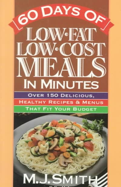 Low Fat Meals In Minutes 15