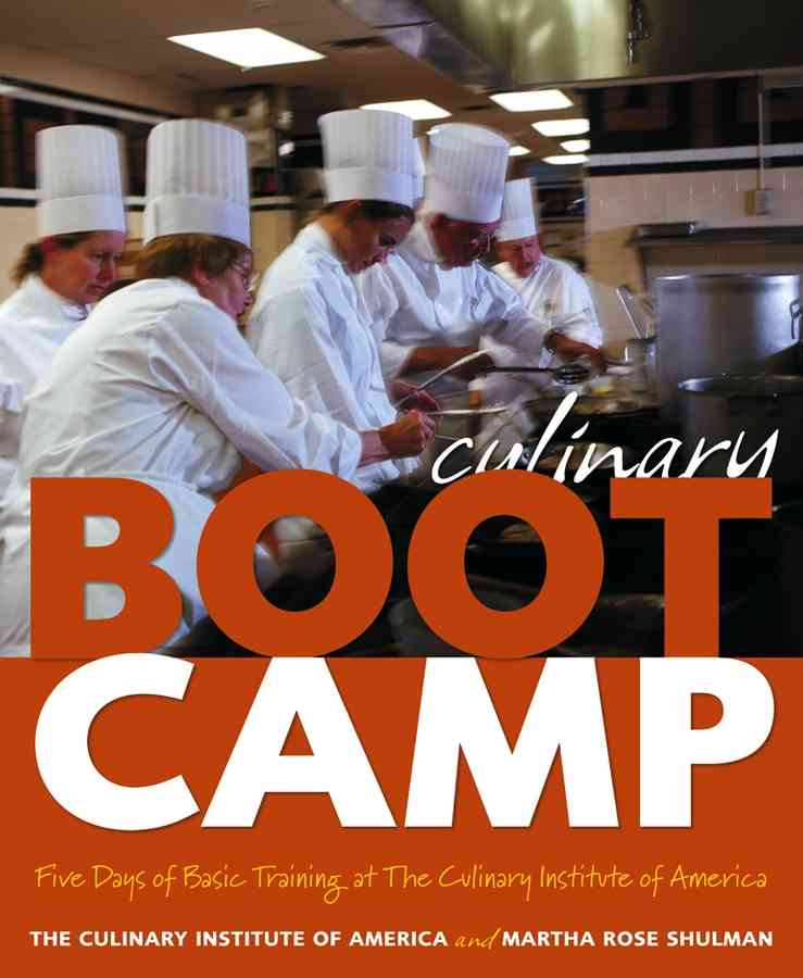 Culinary Boot Camp (Hardcover) - 10150535 - Overstock.com Shopping