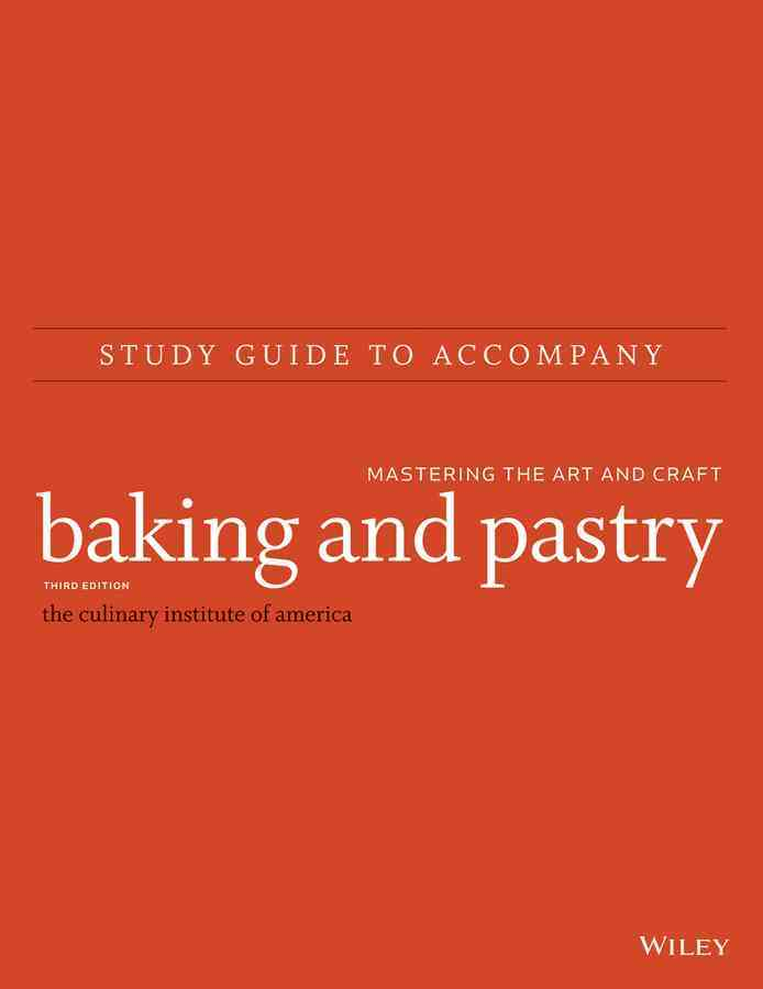 Baking And Pastry music accounting